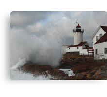 Eastern Point Light - Gloucester, Massachusetts Canvas Print
