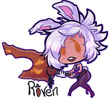 Battle Bunny Riven by candystartrees