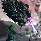 Star Ship Vandals by MBJonly