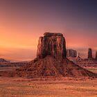 Where Spirits Roam (Monument Valley, Arizona) by Brendon Perkins