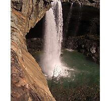 The Other Side of Noccalula Falls Photographic Print