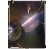 Fractal 38 Multi Color iPad Case/Skin