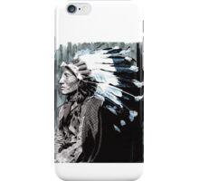 Native American Chief 2 iPhone Case/Skin