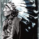 Native American Chief 2 by RikReimert