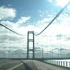The Mackinaw Bridge by ZanHanhof