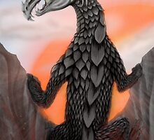 dragon by alfabet