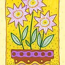 Flower Power by Laura J. Holman