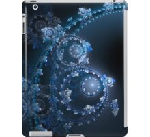 Blue Gears iPad Case/Skin