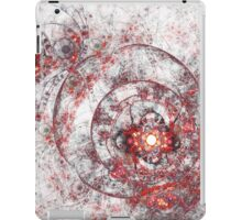 Red Clockwork iPad Case/Skin