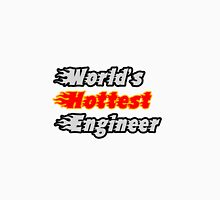 World's Hottest Engineer Unisex T-Shirt