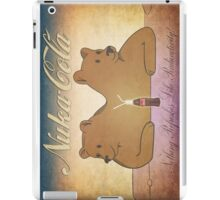 Nuka-Cola NCR Bears iPad Case/Skin