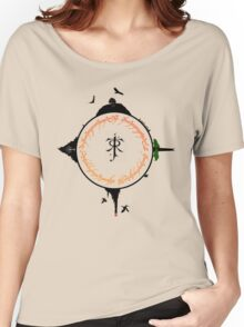 The Lord of The Rings Women's Relaxed Fit T-Shirt