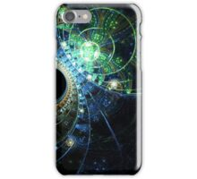Clockwork Ocean iPhone Case/Skin