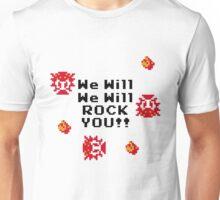 We will Octorok you! Unisex T-Shirt