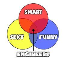 Venn Diagram - Engineers by TKUP22