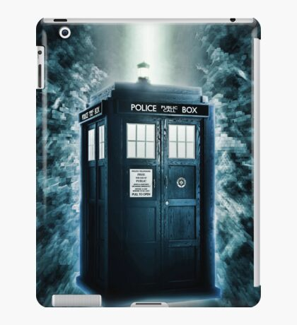 Journey to another Dimension iPad Case/Skin