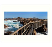 Canal Rocks - Margaret River Art Print