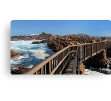 Canal Rocks - Margaret River Canvas Print