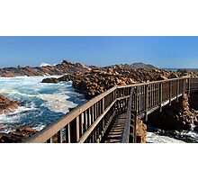 Canal Rocks - Margaret River Photographic Print