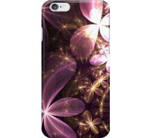 Dark Floral Dreams iPhone Case/Skin