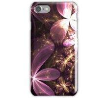 Dark Floral Dreams iPhone Case/Skin