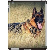 Straw Dog! iPad Case/Skin