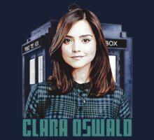 Clara Oswald Kids Tee
