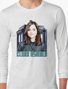 Clara Oswald Long Sleeve T-Shirt