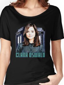 Clara Oswald Women's Relaxed Fit T-Shirt