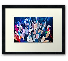 Loving the Nightlife - #24 Framed Print