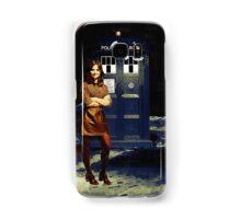 Clara Oswald Samsung Galaxy Case/Skin
