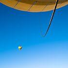 Hot air ballooning  - Northam Western Australia 1 by Stuart  Hardy