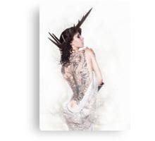 Barbed Beauty Metal Print