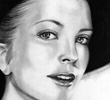 Grace kelly by Lubna