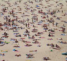 4, Sans Bikini Top at Bondi by RightSideDown