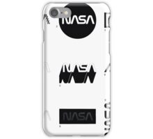 Nasa Graphics Standards Manual 1976 0002 The Logotype Incorrect Uses 2 iPhone Case/Skin
