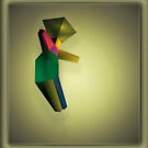 YES !! - Digital art is so much fun ! - A virtual representation of joy by Lentamente