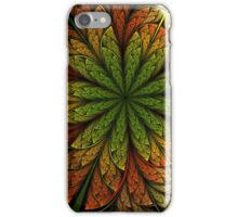 Jungle Flower iPhone Case/Skin