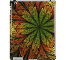 Jungle Flower iPad Case/Skin