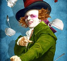 Mad Hatter by DVerissimo
