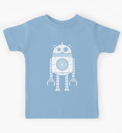 Big Robot 1.0 Kids Tee