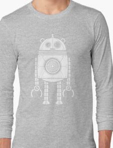 Big Robot 1.0 Long Sleeve T-Shirt