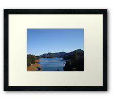Lake Shasta, CA Framed Print