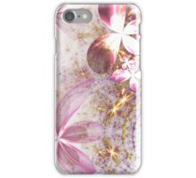 Soft Dreamy Blooms iPhone Case/Skin