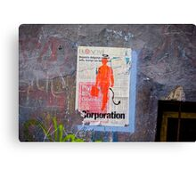 the Corporation Canvas Print