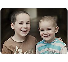 Bond of Brothers Photographic Print