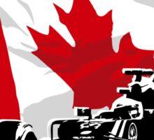 Montreal Raceway - Formula One Sticker