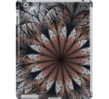 Wintry Floral Dreams iPad Case/Skin