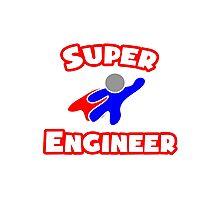 Super Engineer Photographic Print