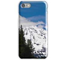 Mt. Rainier - Washington state iPhone Case/Skin